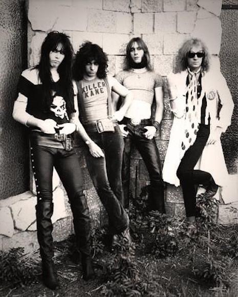 Killer Kane Band, 1976