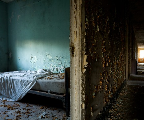 America's abandoned insane asylums