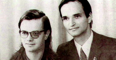 Newly unearthed footage of Kraftwerk—with long hair and leather jackets! Live 1970