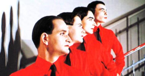 Kraftwerk songs performed by string quartet