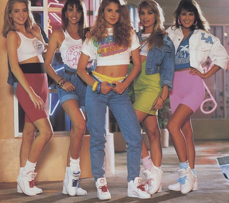 Shitty 80s sneaker commercials used to be almost unbearably stupid