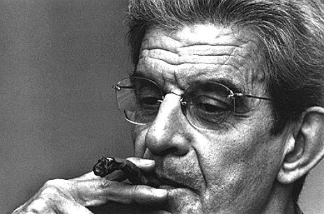 The single most 'French' moment in all of 1972: Jacques Lacan accosted, but no one stops smoking