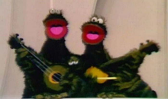 Garage Rock Madness with The Muppets first Ed Sullivan appearance, 1966