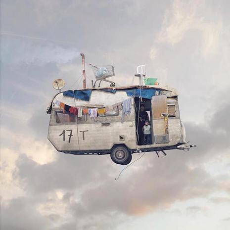 Flying Houses 3