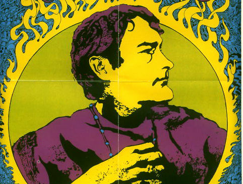 Happy Birthday Timothy Leary, High Priest of LSD