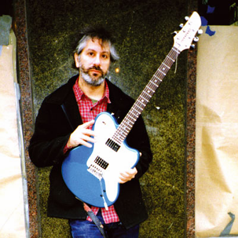 Sonic Youth's Lee Ranaldo divulges his five favorite guitarists ever