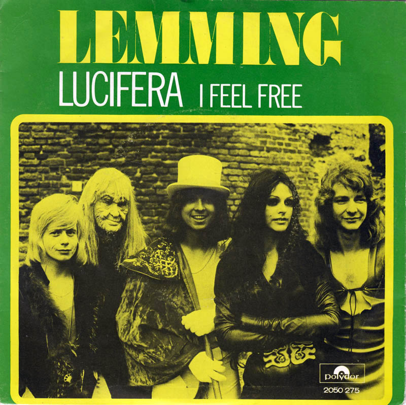 Lemming Lucifera