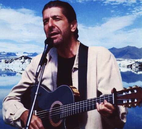 Newly unearthed Leonard Cohen talk show appearance, 1985