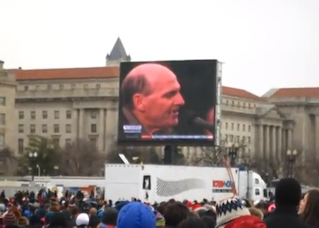 James Taylor's daringly experimental version of 'America The Beautiful' at the inauguration