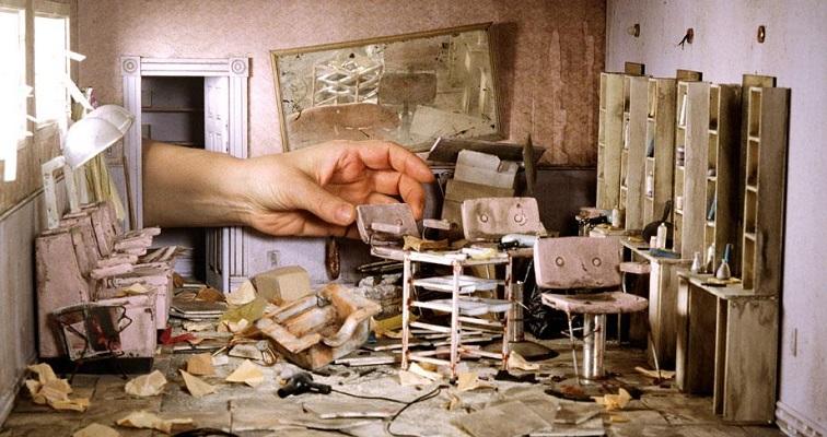 Dollhouses of doom: Lori Nix's post-apocalyptic dioramas