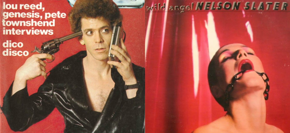 'Wild Angel,' the 1976 album Lou Reed produced for his college roommate