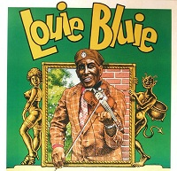 'Crumb' director Terry Zwigoff's first film, 'Louie Bluie'