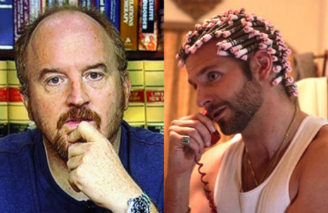 'There's no way…': Ironic Louis C.K. and Bradley Cooper coincidence