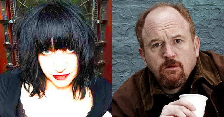 Lydia Lunch wants to be Louis CK's 'friend with benefits'