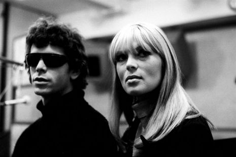 Lou Reed, Nico and John Cale do Velvet Underground mini-reunion on French TV, 1972