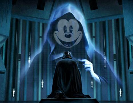 The future of Star Wars: Lucas vs. Disney mash-up