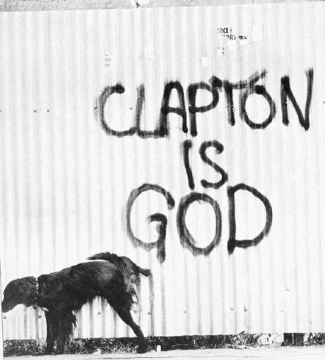 Eric Clapton's DIsgusting Racist Tirade | Dangerous Minds