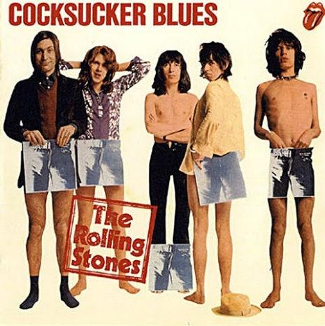 Cocksucker Blues: The 1972 film the Rolling Stones (still