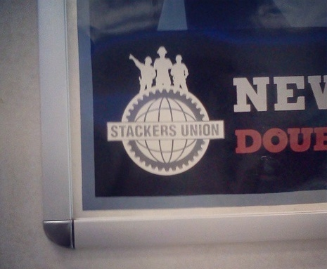 fake union logo