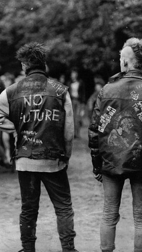 It S Called Anarchy Arsehole The Art Of The Punk Black Leather Jacket Dangerous Minds