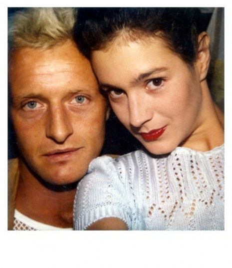 Sean Young's Polaroids from the set of 'Blade Runner'