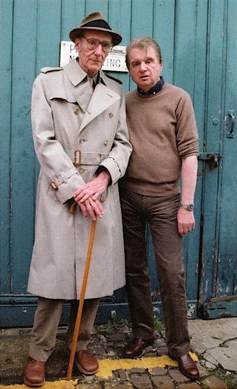 When William S. Burroughs met Francis Bacon: Uncut