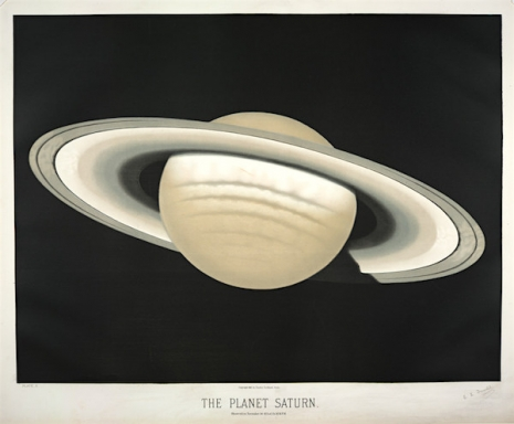 Maps to the Stars: Beautiful astronomical drawings from the 19th century  11planetsaturn_465_384_int