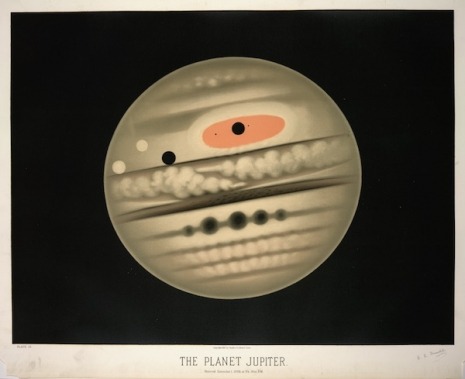 Maps to the Stars: Beautiful astronomical drawings from the 19th century  14planetsaturn_465_379_int
