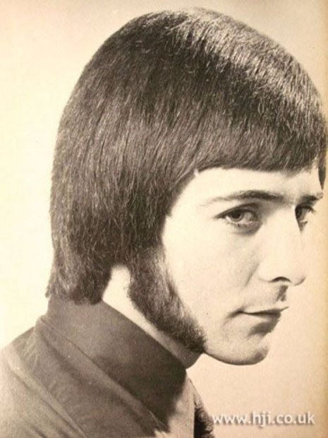 A Gorgeous Gallery Of Ultra Chic Men S Hairstyles From The 70s Dangerous Minds
