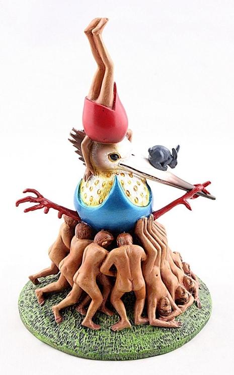 Collectable Hieronymous Bosch Figurines Artes & contextos 81k00PPoVrL. SL1500 465 744 int