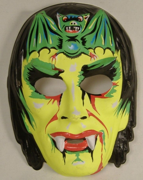 Ben Cooper Halloween Masks.Beatniks Bugaloos Astro Spooks Vintage Masks Made By The High Priest Of Halloween Ben Cooper Dangerous Minds