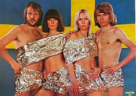 Abba naked