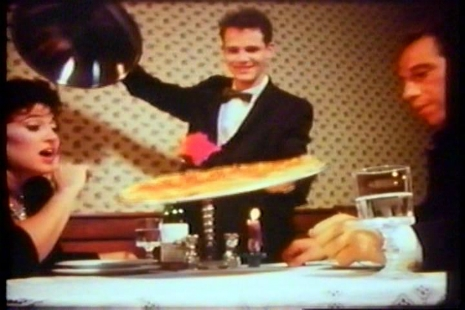 Bill Paxton. Waiter.