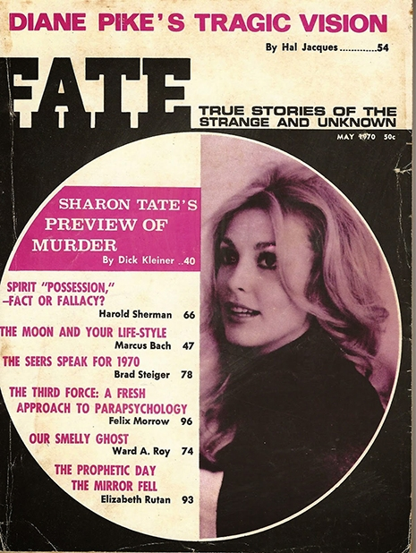Tate Fate Magazine May 1970