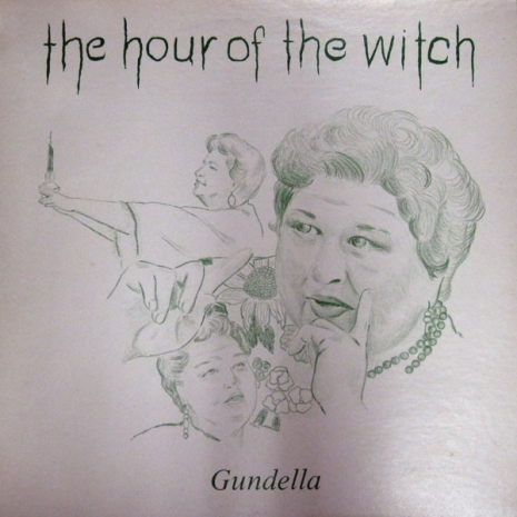 The Hour of the Witch original cover