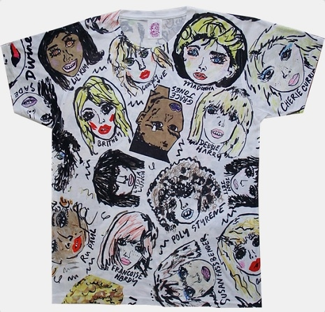 girls shirt front