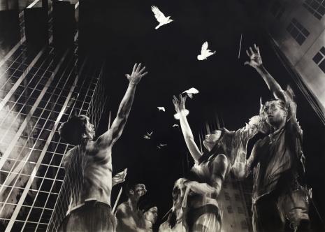 The seductive dystopian surrealism of painter Ian Francis Artes & contextos IanFrancis1 465 332 int