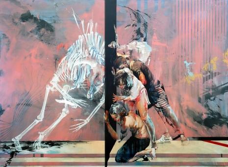 The seductive dystopian surrealism of painter Ian Francis Artes & contextos IanFrancis4 465 341 int