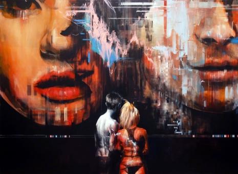 The seductive dystopian surrealism of painter Ian Francis Artes & contextos IanFrancis5 465 341 int