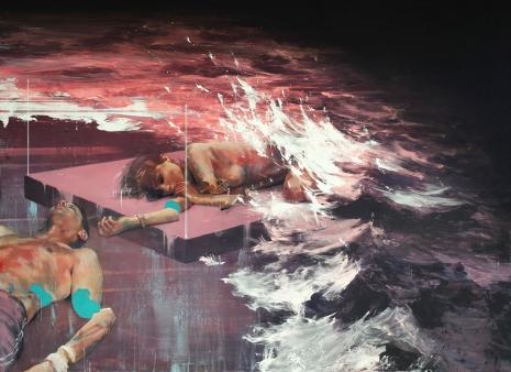The seductive dystopian surrealism of painter Ian Francis Artes & contextos IanFrancis7 465 338 int
