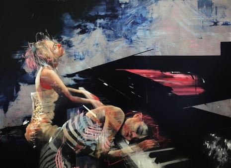 The seductive dystopian surrealism of painter Ian Francis Artes & contextos IanFrancis8 465 338 int
