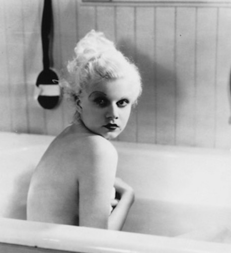 Jean Harlow from the 1933 film, Hold Your Man