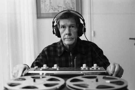 """Cage Against the Machine performs John Cage's 4'33"""""""