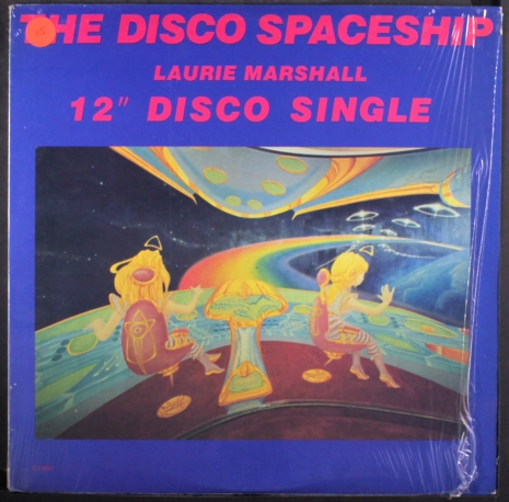 The Disco Spaceship