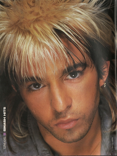 Limahl of Kajagoogoo Smash Hits May 24th, 1984