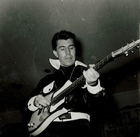Link Wray Guitarlin