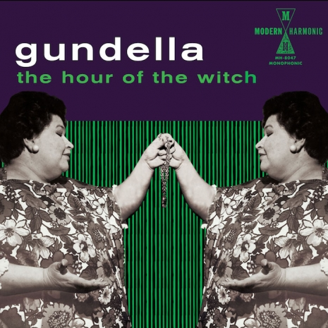 The Hour of the Witch reissue cover