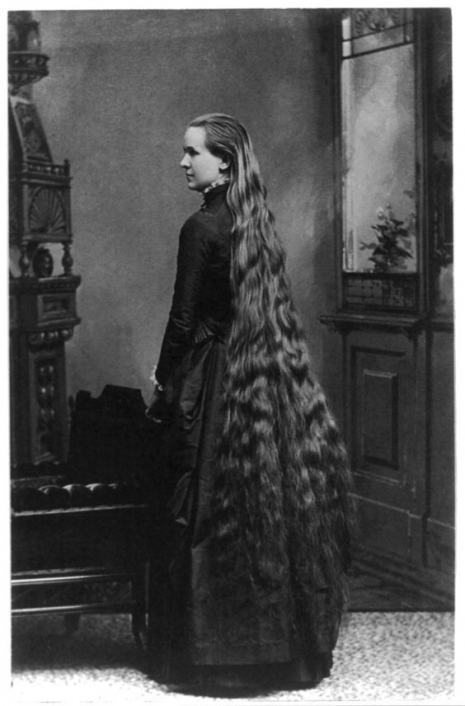 Martha Matilda Harper - Wouldn't YOU take hair advice from this woman??