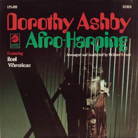 Hip harp: Dorothy Ashby, jazz-funk harpist extraordinaire