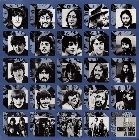 The strange tale of the unauthorized albums of the Beatles Christmas recordings The_Beatles_Christmas_Album_cover_465_466_int